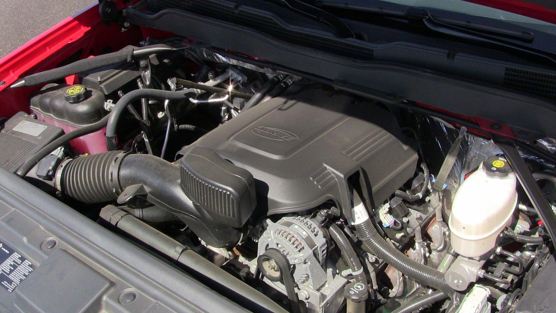 2005 Chevy Vortec Engine