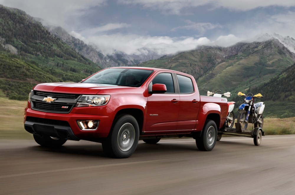 medium resolution of 2015 chevy colorado towing z71 specs rating