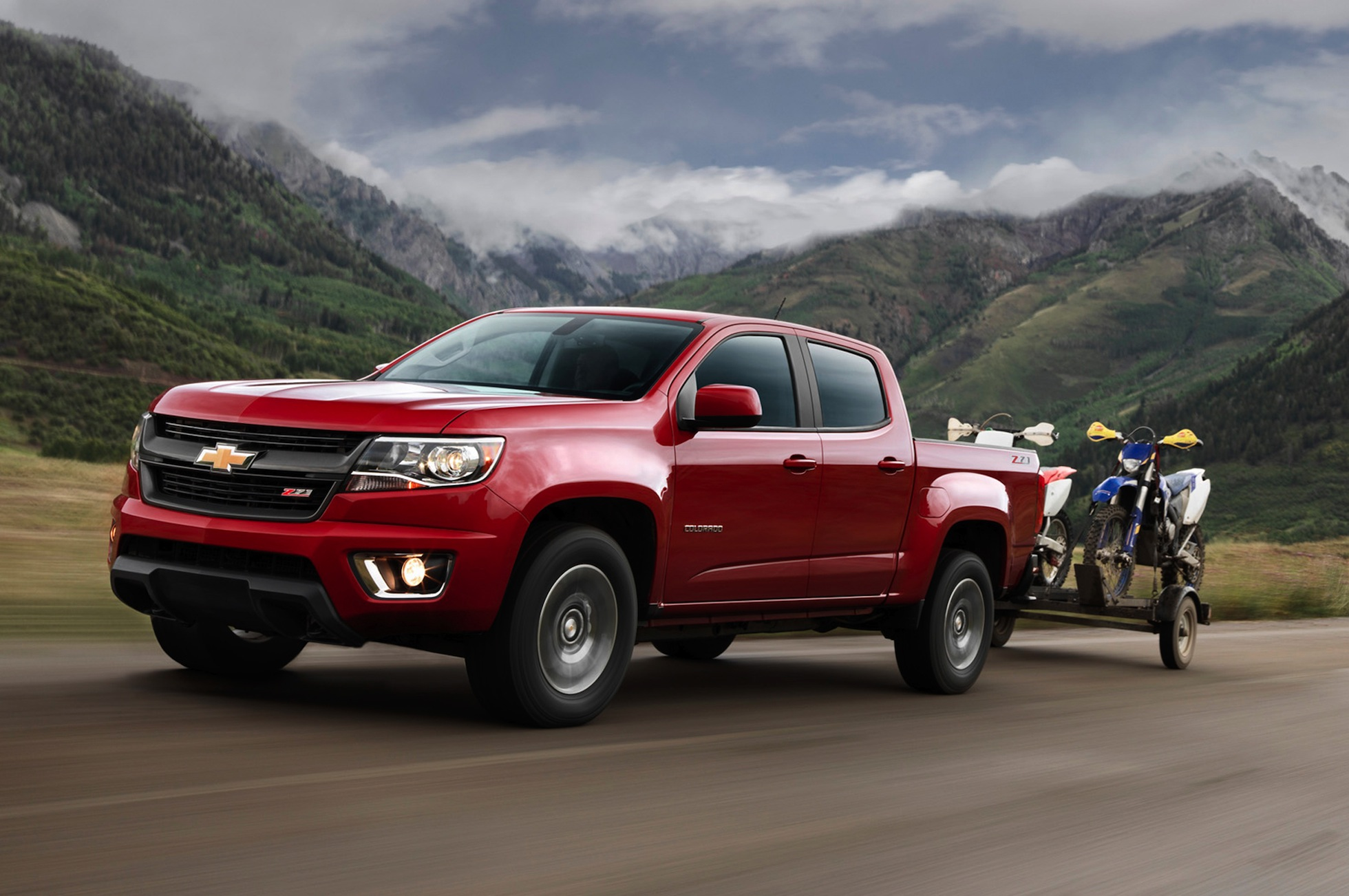 hight resolution of 2015 chevy colorado towing z71 specs rating