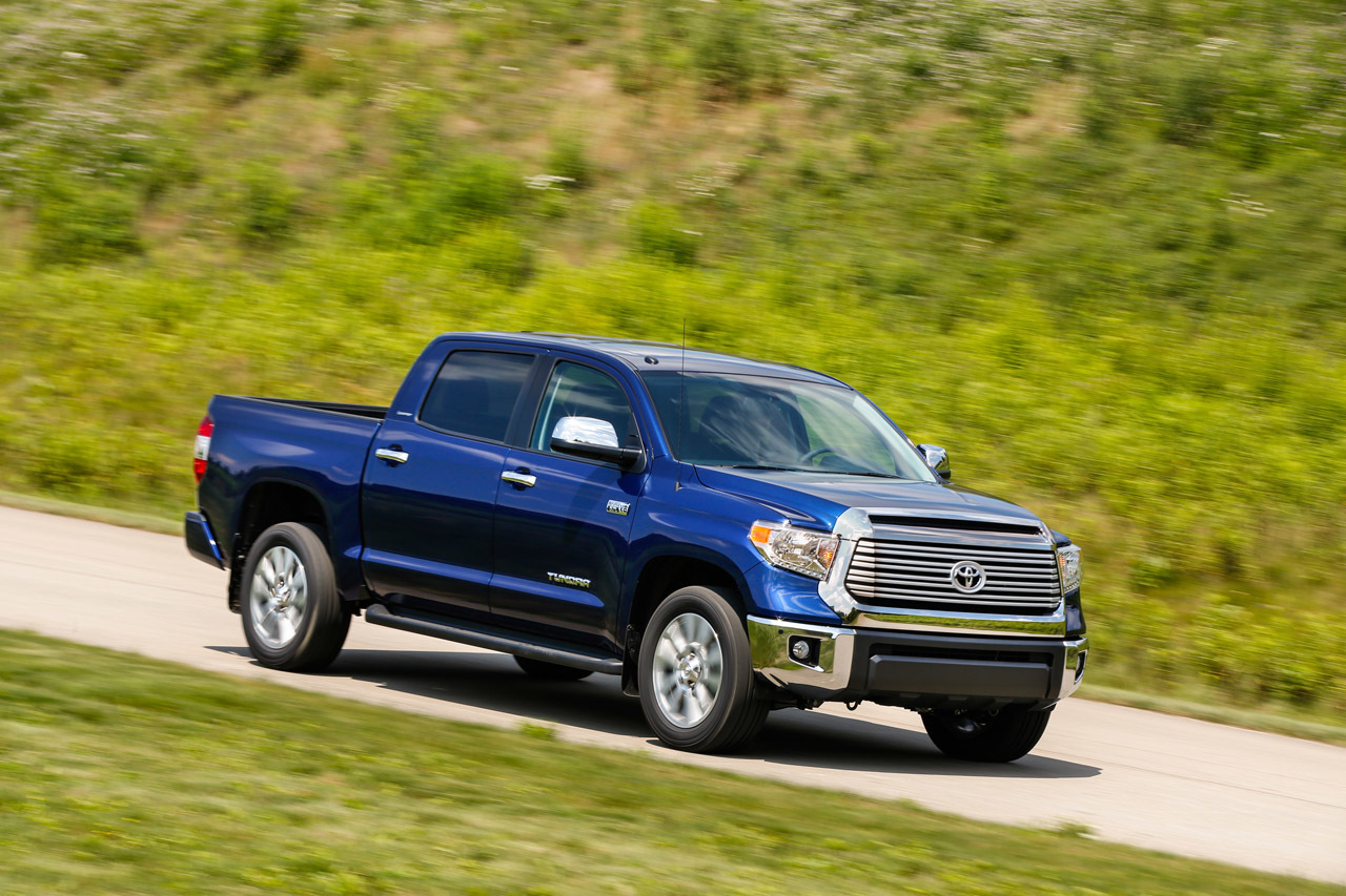 Dodge Rv Wiring 2015 Toyota Tundra Drops The V6 Picks Up Integrated Brake