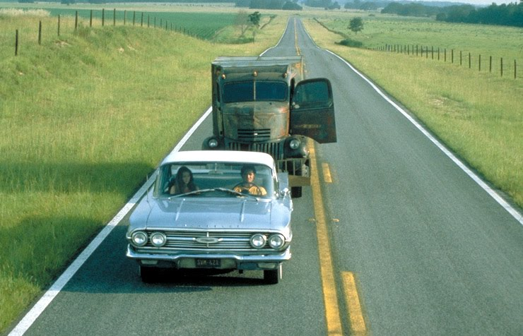 TFLtrucks Top 5 Movie or TV Trucks 2  Jeepers Creepers