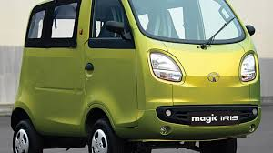Tata Magic Iris van 2