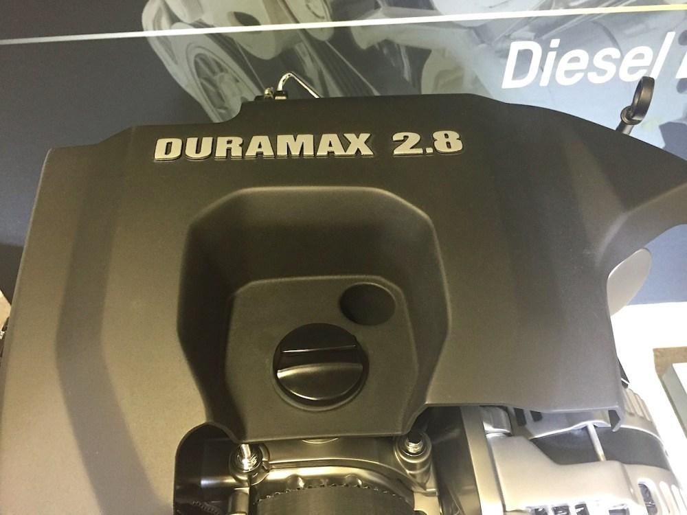 medium resolution of 2016 chevy colorado turbo diesel engine internals duramax