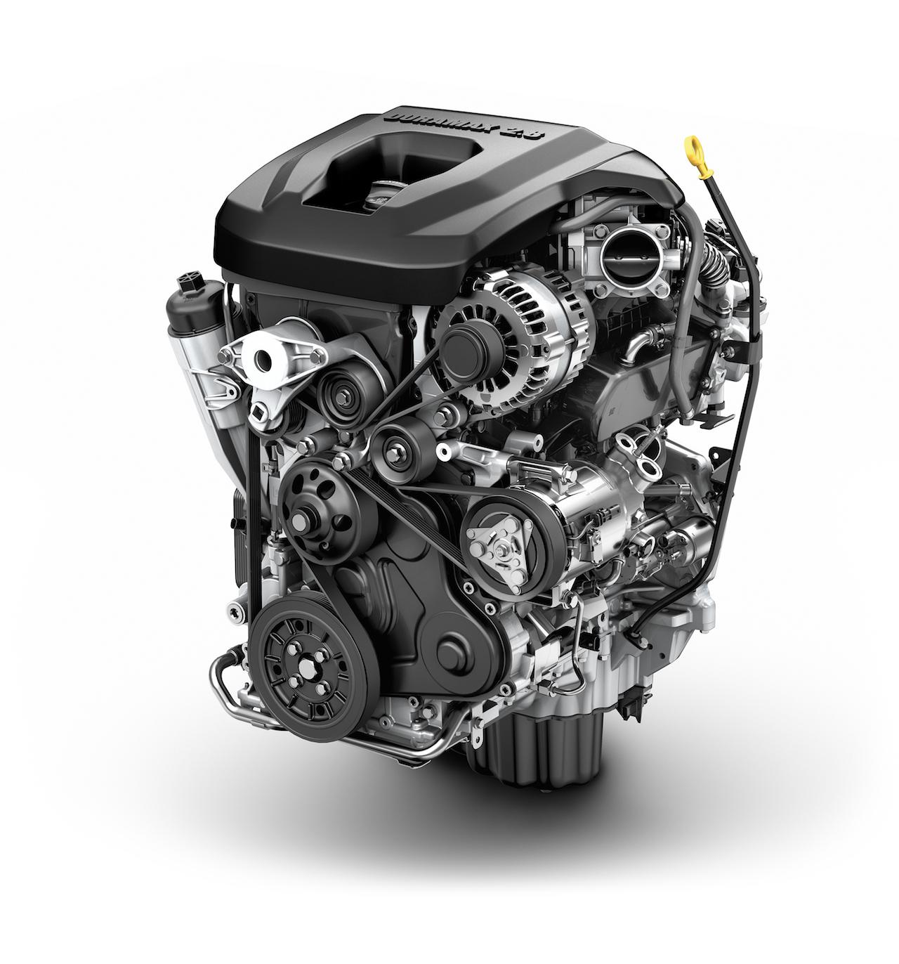 duramax diesel engine fuel filter