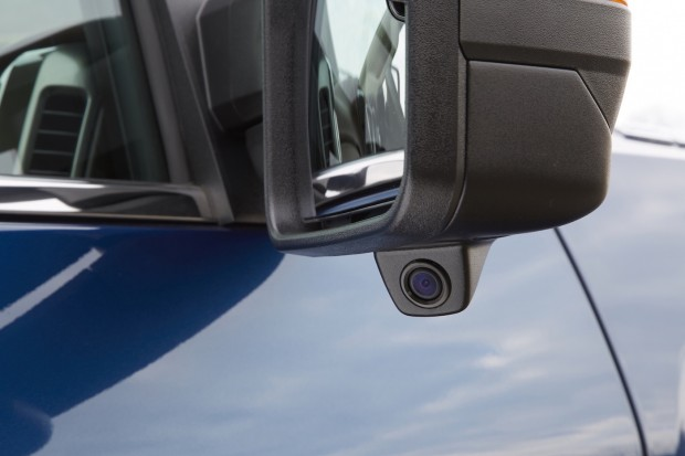 Trailer Wiring Chevrolet Adds Trailer Camera System For 2014 2016