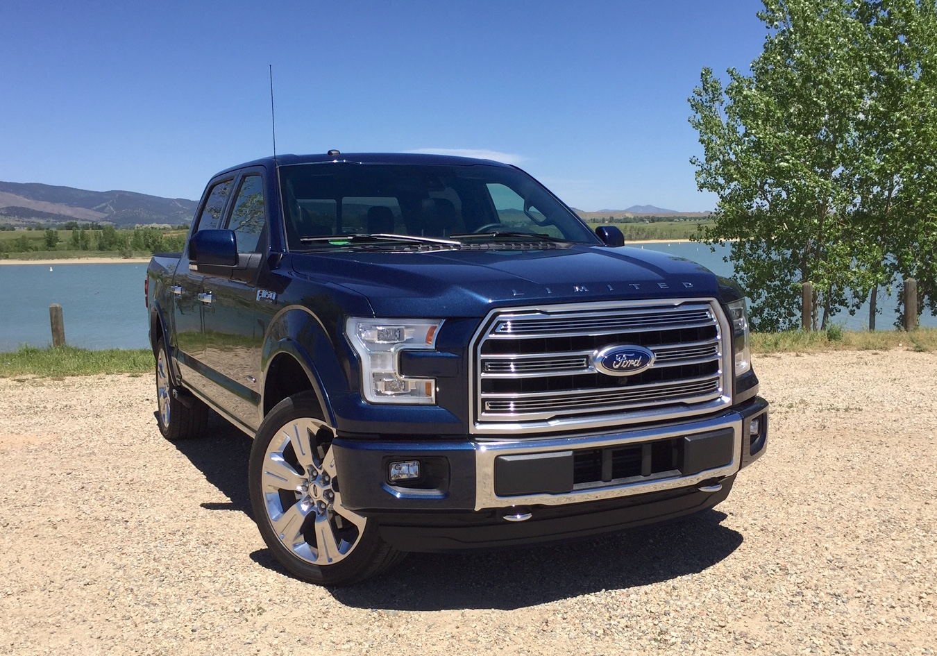hight resolution of 2016 ford f 150 limited ecoboost turbo v6 aluminum