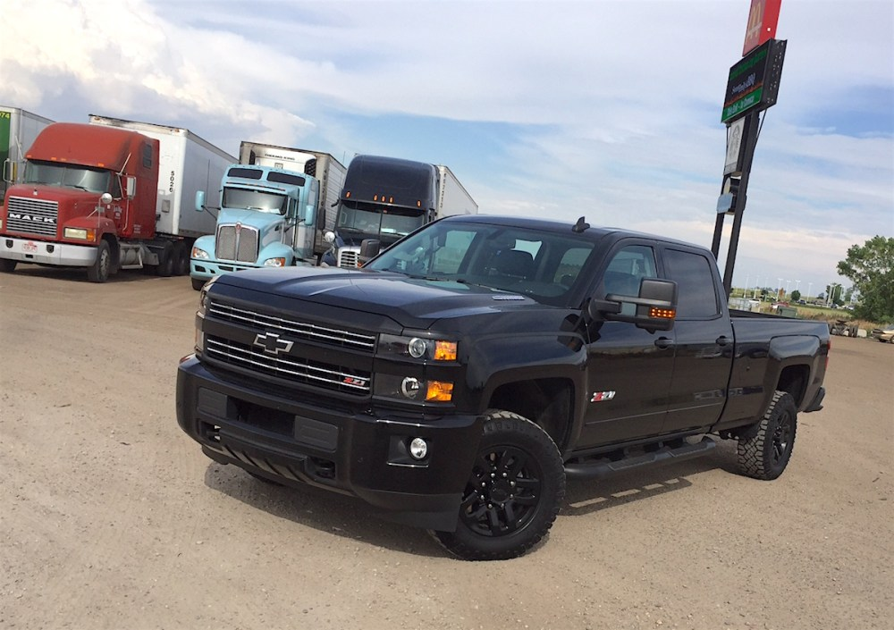 medium resolution of 2016 chevy silverado hd midnight edition this just in poll