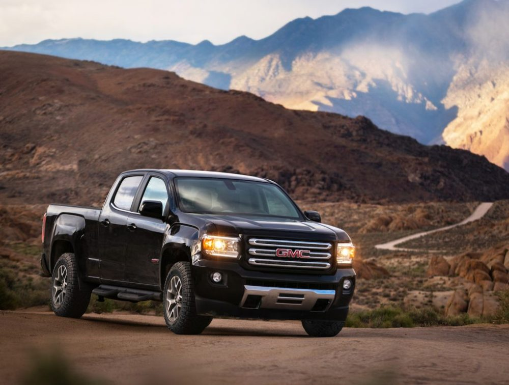 medium resolution of 2017 gmc canyon all terrain x off road v6