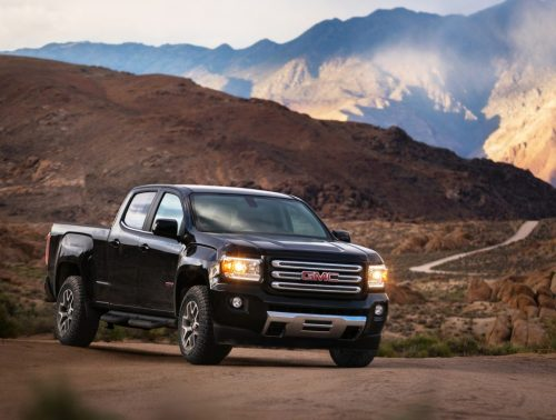 small resolution of 2017 gmc canyon all terrain x off road v6