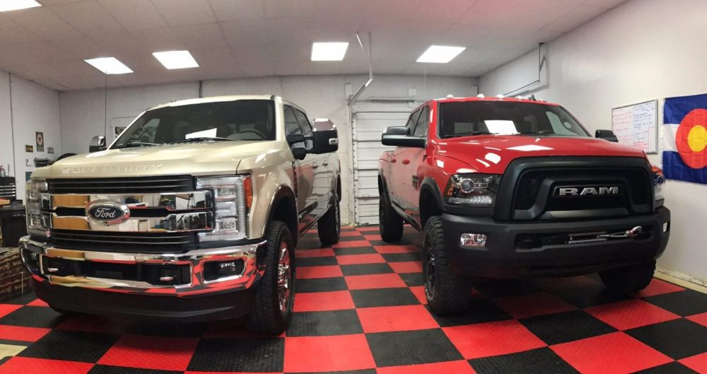 medium resolution of when it comes to the big boys battling for off road supremacy the 2017 ford f 250 diesel fx4 vs 2017 ram power wagon represent a great matchup