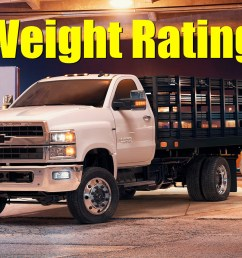 2019 chevy silverado medium duty why the low weight rating ask tfltruck  [ 1600 x 900 Pixel ]