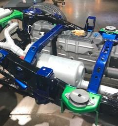 2019 ram 1500 fuel tank frame cab mounts [ 1100 x 755 Pixel ]