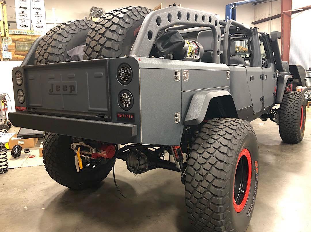 jeep wrangler truck bruiser