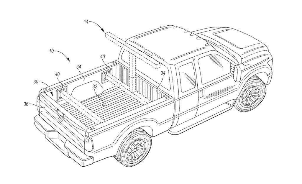 Your Future Ford F-Series Truck Might Be a Mobile Drive-In