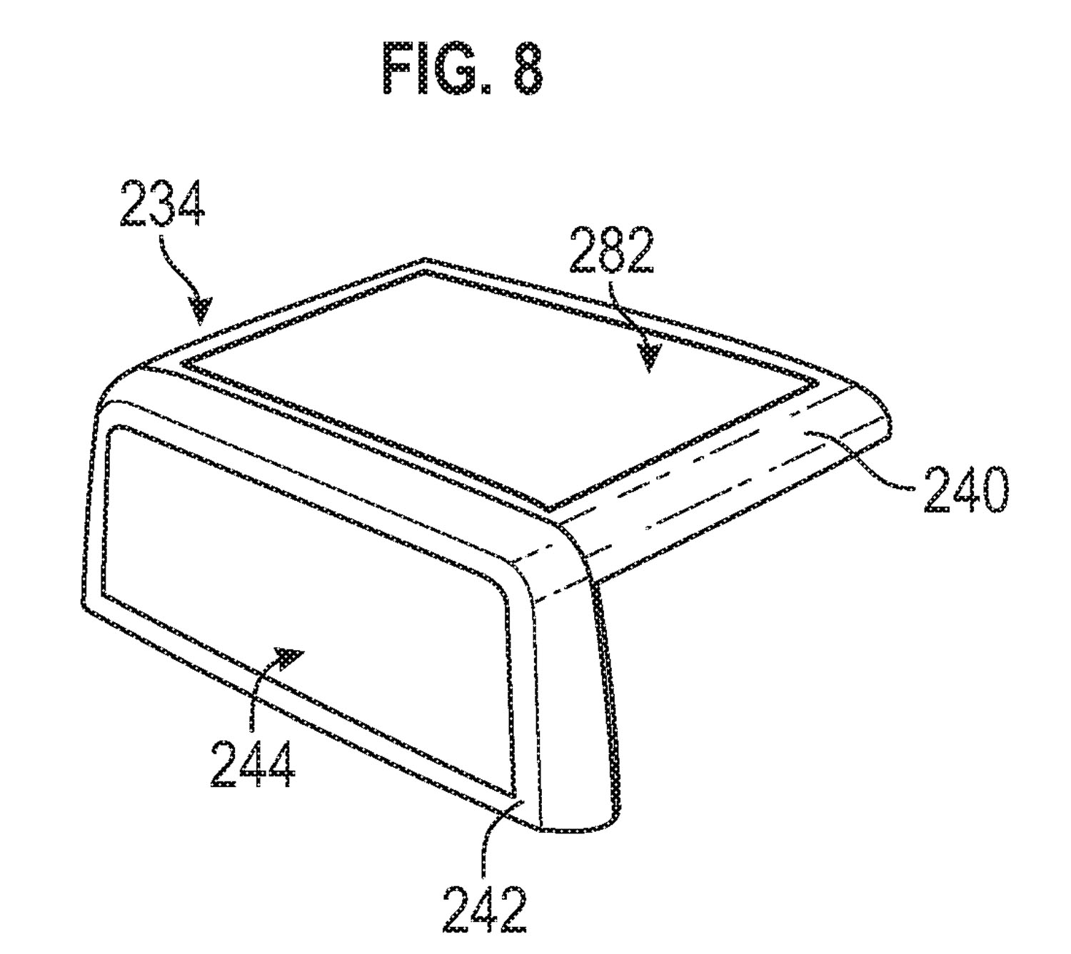 Ford Convertible Truck Top Patent 002