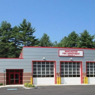 City of Manchester|Fire Station #4