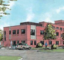Parkland Medical Center   Emotional & Behavioral Wellness Center