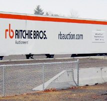 Ritchie Bros. Auctioneers | New England Auction Site