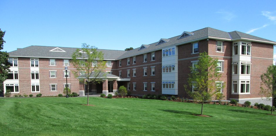 Saint Anselm College - New Residence Hall, Manchester, NH