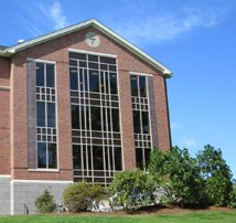 Saint Anselm College | Living Learning Commons