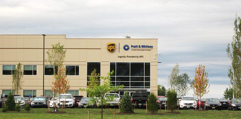 UPS Northeast Logistics
