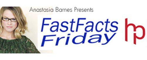 Anastasia Barnes Fast Facts Friday HP