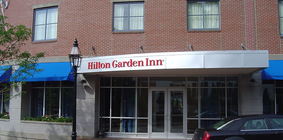 Hilton Garden Inn U2013 Downtown Portsmouth