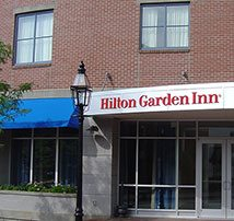 Hilton Garden Inn – Downtown Portsmouth