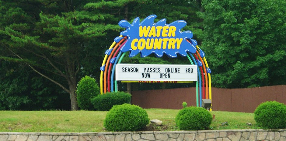 Water Country, Portsmouth, NH