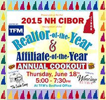 TFMoran to Host 2015 NH CIBOR Barbecue