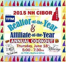 TFMoran Hosts 2015 NH CIBOR Annual Awards BBQ