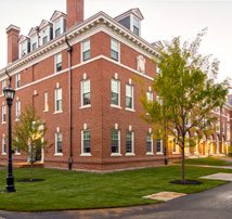Phillips Exeter Academy – Webster Hall Renovations