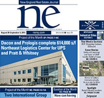 "TFMoran featured in NE Real Estate Journal ""Industrial Project of the Month"""
