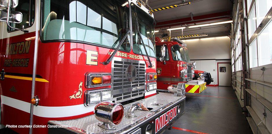 Milton Fire - Rescue Station, Milton, NH