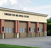 Town of Townsend, MA – Fire Station