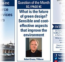 "Robert Cruess asks November's ""Question of the Month"" in New England Real Estate Journal"