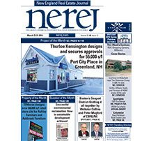 """TFMoran's Retail Project """"Featured Property of the Month"""" in New England Real Estate Journal"""