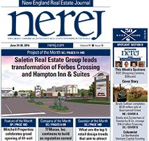 """TFMoran is """"Company of the Month"""" in the June 24-30, 2016 issue of New England Real Estate Journal"""