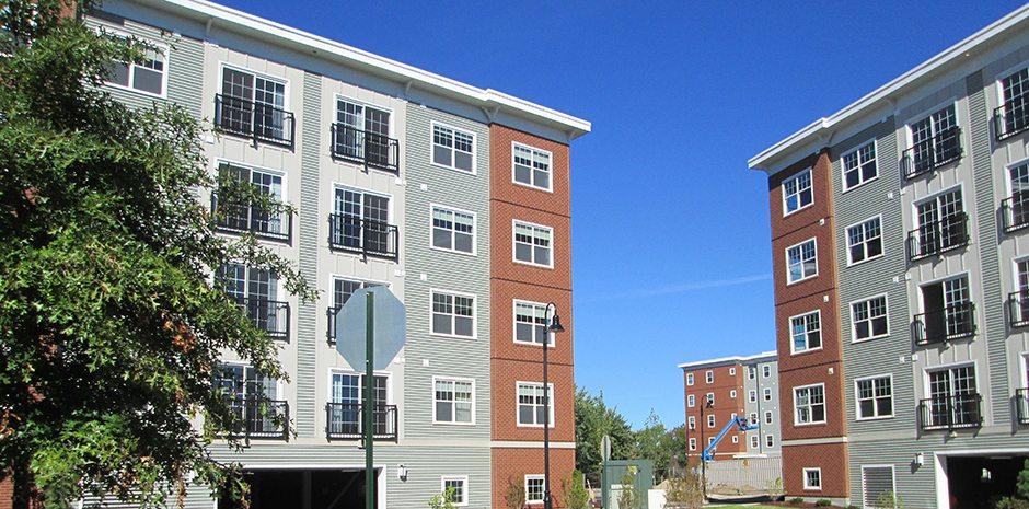 Residences at Riverwalk Manchester, NH