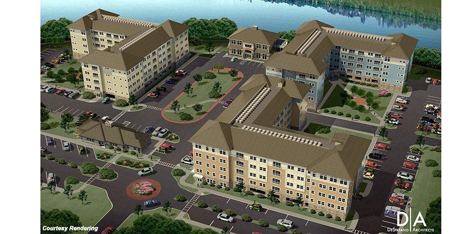 Residences at Riverfront Landing in Nashua, NH