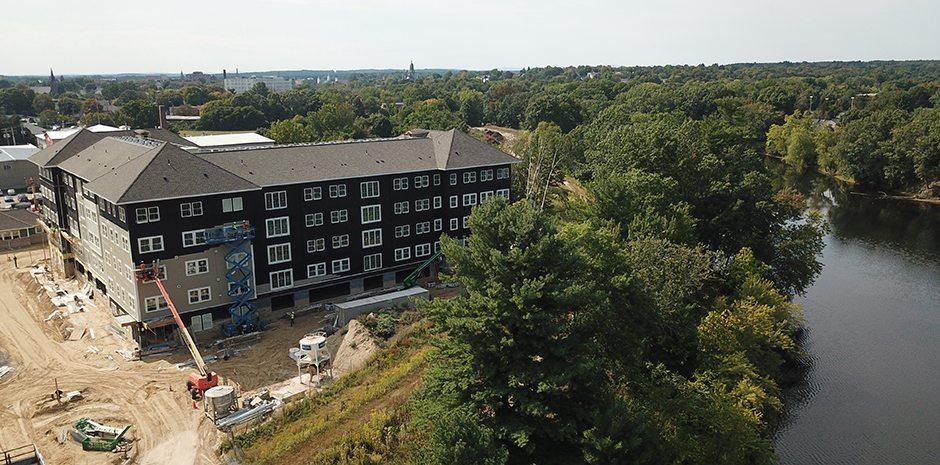 Residences at Riverfront Landing - Nashua, NH