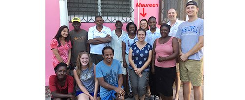 Haiti - Guests & Staff of HDSC