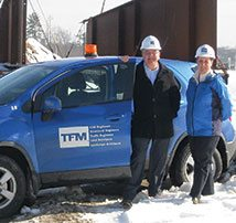 TFM's Portsmouth division, MSC, is providing SWPPP inspections for NHDOT projects in the seacoast region.