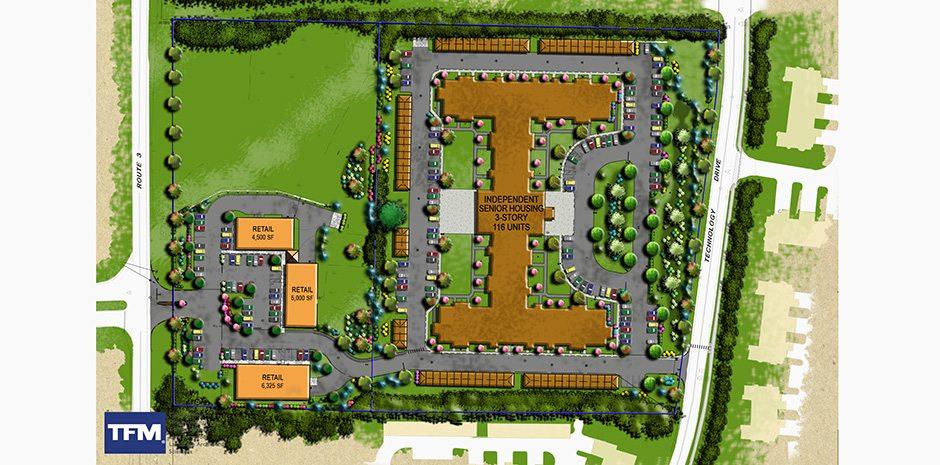 Maple Ridge Estates at Bedford -Calamar Independent Senior Housing