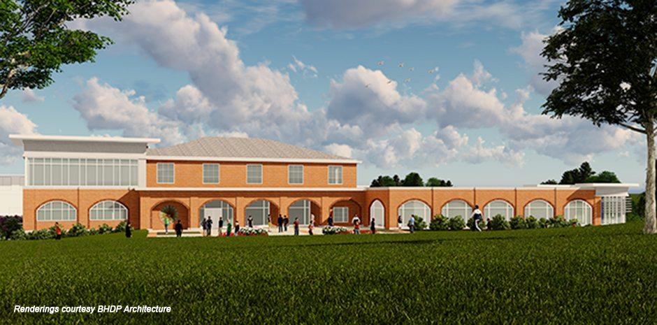 Saint Anslem Student Center Complex