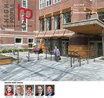 TFMoran Senior Living Project featured in April's High-Profile Focus