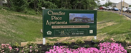 Chandler Place Apartments Affordable Senior Housing in Plaistow, NH