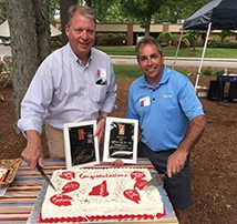 TFM Hosts 2017 NH CIBOR Annual Awards Cookout