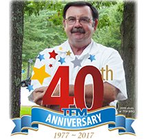 40! Congrats to Joe Sears for 40 Years at TFMoran!
