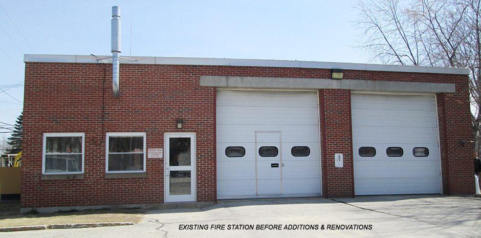 Hopkinton, NH Fire Station